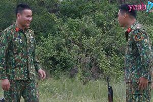Mr. Cần Trô - Xuân Nghị bất chấp 'thả thính' với đồng đội trong quân ngũ và nhận được câu trả lời bất ngờ
