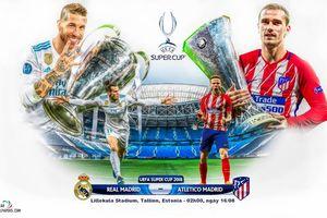 Real Madrid và Atletico Madrid: Duyên nợ tại trời Âu