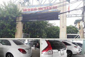 Hoàn Kiếm (Hà Nội): Trung tâm Văn hóa – Thông tin và Thể thao 'biến tướng' thành bãi trông giữ xe ô tô