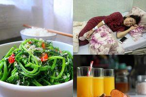 Ăn ngay những thực phẩm này để ngăn ngừa căn bệnh ung thư phổi mà diễn viên Mai Phương đang mắc phải