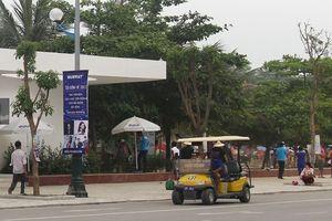 Thực hiện nghiêm lộ trình thay thế xe điện 4 bánh chưa đủ điều kiện đăng ký, đăng kiểm trên địa bàn TP Sầm Sơn