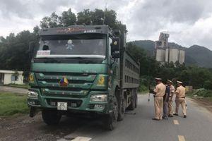 Thái Nguyên: Xử nghiêm xe quá tải ngay từ đầu nguồn hàng