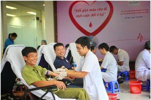 Nhiều tấm lòng trân quý hiến nhóm máu O cứu người bệnh