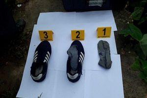 Vụ hai vợ chồng bị sát hại ở Hưng Yên: Phát hiện giày và tất của nghi phạm