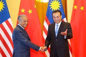 Trung Quốc - Malaysia nhất trí tăng cường quan hệ