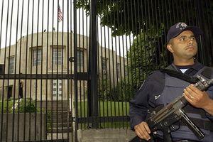 Nổ súng bên ngoài Đại sứ quán Mỹ tại Thổ Nhĩ Kỳ