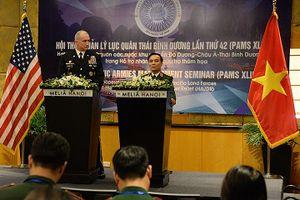 Quân đội Việt Nam sẵn sàng tham gia hỗ trợ các nước cứu trợ thảm họa