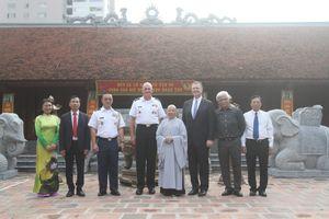 Tướng Mỹ khẳng định hợp tác cùng Việt Nam đảm bảo tự do hàng hải và luật lệ quốc tế