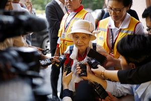Đoàn tụ Hàn-Triều: Người mẹ 92 tuổi chờ ôm con trai 68 năm không gặp