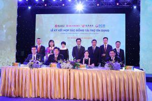 SCB và 3 ngân hàng Hồng Kông ký kết hợp tác đồng tài trợ tín dụng
