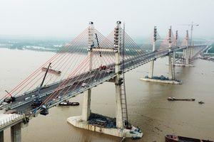 Cao tốc Hạ Long - Hải Phòng: Chưa hoạt động đã bị mất trộm lưới chắn rác