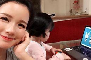 MC Minh Trang từng trải qua thời gian tiêu cực, bế tắc sau sinh