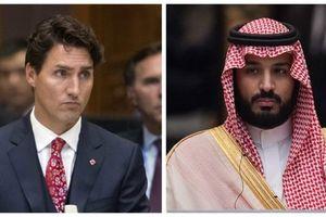 Mâu thuẫn ngoại giao với Ảrập Saudi ảnh hưởng ra sao tới kinh tế Canada?