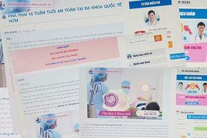 Báo động: Bị thủng tử cung vì phá thai