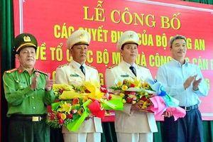 Đà Nẵng có 8 Phó giám đốc Công an