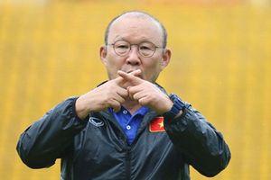 HLV Park Hang-seo không thể tiết lộ điểm yếu của Olympic Việt Nam