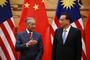 Malaysia kêu gọi Trung Quốc giúp giải quyết vấn đề tài chính