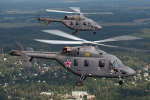 Tập đoàn 'Trực thăng Nga' hoàn thành thử nghiệm 'Ansat'