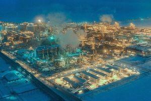 Nga hoàn tất dự án khí hỏa lỏng khổng lồ đấu Mỹ