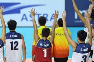 Báo Trung Quốc viết gì về thất bại trước ĐT bóng chuyền Việt Nam?