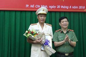 Bộ Công an bổ nhiệm Phó Giám đốc Công an TP Hồ Chí Minh