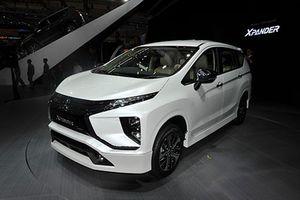 Mitsubishi Xpander tại Thái Lan rẻ hơn Việt Nam 50 triệu