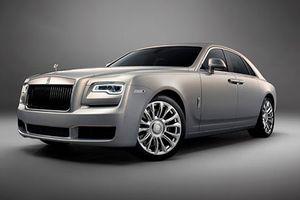 Xe sang Rolls-Royce Ghost bản đặc biệt chỉ 35 chiếc