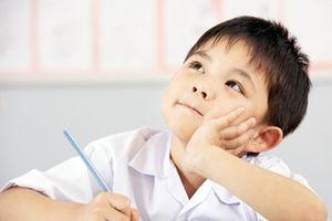 Dạy trẻ thói quen tự học