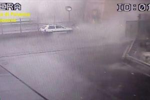 Video chưa từng được tiết lộ về khoảnh khắc sập cầu tại Italy khiến 43 người thiệt mạng