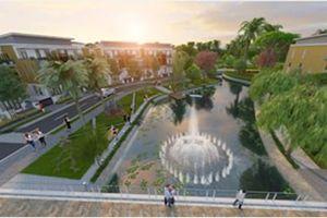 Trần Anh Riverside khuấy động thị trường bất động sản Long An