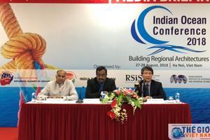 Hội thảo Ấn Độ Dương lần thứ ba hướng tới xây dựng kiến trúc khu vực