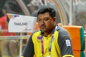 Bị loại khỏi Asiad 2018, HLV Thái Lan may mắn không mất ghế