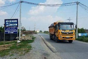 Phản hồi bài viết 'các tuyến đê 'oằn mình' chống đỡ xe quá tải': Công an huyện Phú Xuyên tiếp thu, cảm ơn sự phản ánh