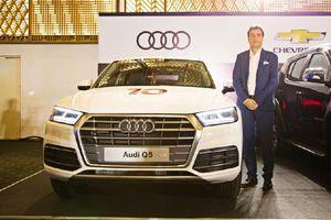 10 mẫu xe Audi sẽ có mặt tại Triển lãm Ô tô Việt Nam 2018