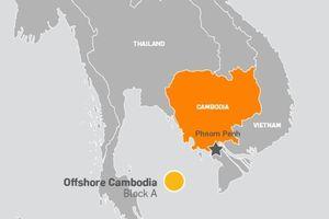 KrisEnergy bắt đầu xem xét hồ sơ dự thầu dịch vụ khoan tại Campuchia