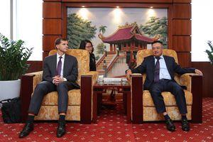 Petrovietnam mong muốn thúc đẩy hợp tác với BNP Paribas