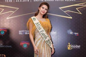 Hoa hậu Trái đất 2015 trực tiếp đến Việt Nam tìm ứng viên