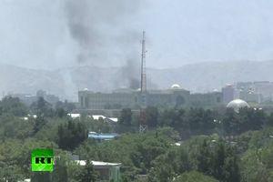 Rocket nã liên tục vào phủ Tổng thống Afghanistan