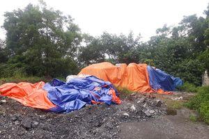 Bị cưỡng chế nhưng Công ty Dương Phạm vẫn không xử lý 233 tấn chất thải nguy hại?