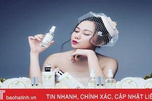 Hotgirl Hà Tĩnh thu nhập 'khủng' từ sản phẩm tinh dầu bưởi
