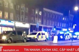 Nổ súng tại nhà ga tàu điện ở London, 3 người bị thương