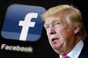 Ông Trump: 'Rất nguy hiểm' khi Twitter, Facebook tự quản lý nội dung