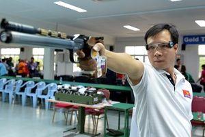 Xạ thủ Hoàng Xuân Vinh thất bại ở nội dung sở trường