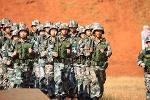 Trung Quốc phản pháo thông tin cử binh sĩ tới Syria