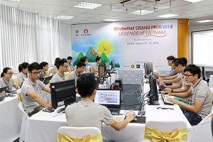 3 đội Việt Nam vào chung kết cuộc thi An toàn không gian mạng