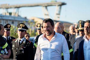 Có bàn tay của Mafia trong vụ sập cầu tại Italia?