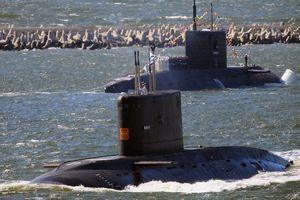 Mỹ-NATO 'bó tay' trước loại tàu ngầm Việt Nam sở hữu?