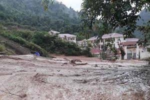 Nghệ An: Xã vùng biên tan hoang vì lũ kép