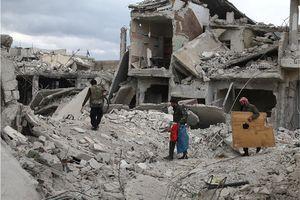 Ứng dụng di động giúp người dân Syria tránh không kích