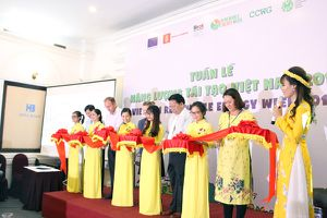 Khai mạc Tuần lễ Năng lượng tái tạo Việt Nam 2018